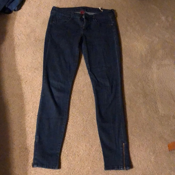 Arizona Jean Company Denim - Juniors blue jeans